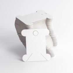 Cartonnettes pour fils à broder - carton - 100