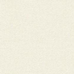 Lugana Zweigart - 10 fils/cm - laize 140cm - crème