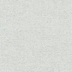 Toile Lugana Zweigart 10fils/cm 35x45cm blanc pailleté