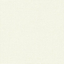 Bellana Zweigart 8 fils/cm largeur 140cm - blanc cassé