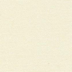 Toile Bellana Zweigart 8fils/cm - largeur 140cm - crème