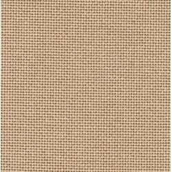 Toile Bellana Zweigart 8fils/cm - largeur 140cm - lin clair