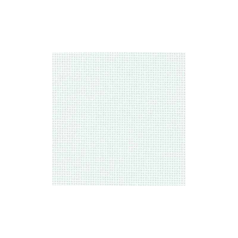 Toile Bellana Zweigart 8fils/cm 50x70cm - blanc