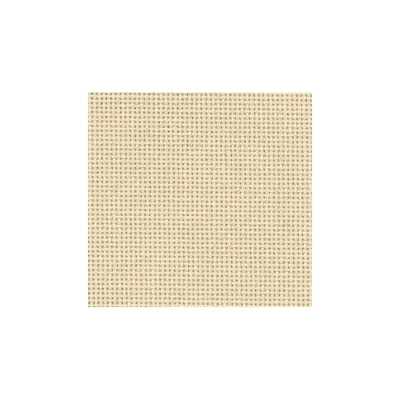 Toile Bellana Zweigart 8fils/cm 35x45cm - ficelle