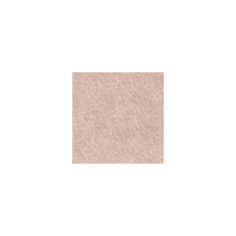 Feutrine de laine 22x30cm - rose poudre - The Cinnamon Patch