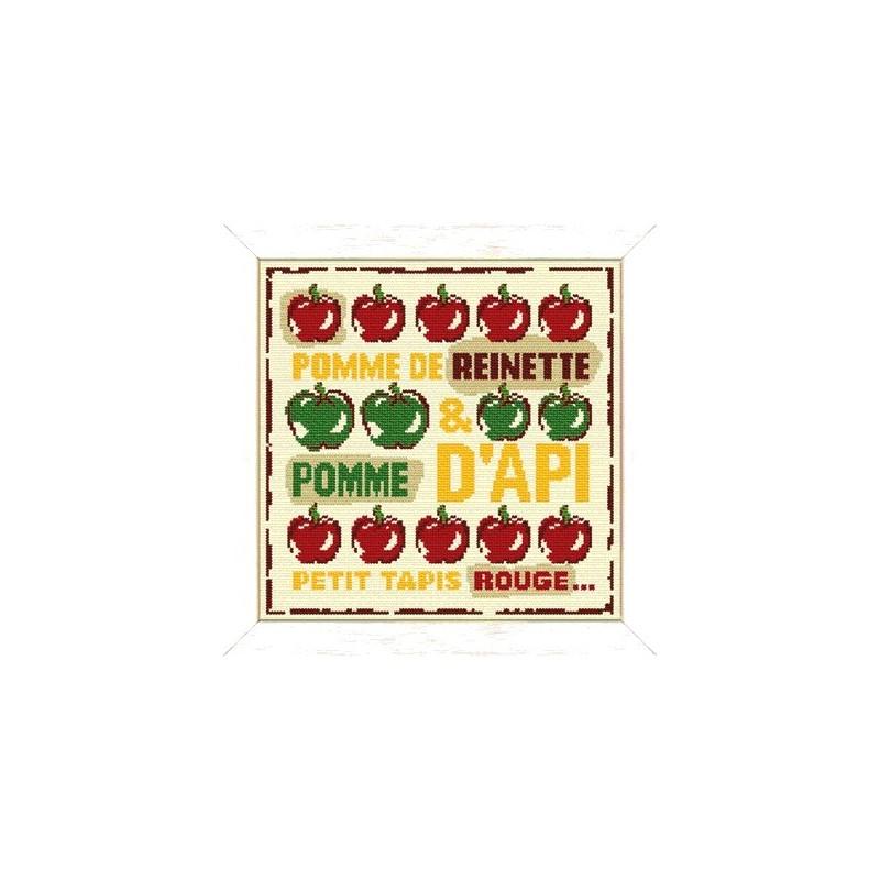 Pomme d'api - Lilipoints