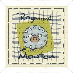 Raymond le mouton - Lilipoints