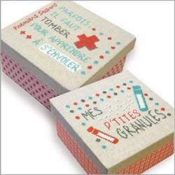 Les boîtes à  pharmacie - Lilipoints