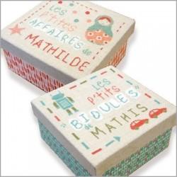 Les boîtes pour enfants - Lilipoints
