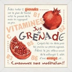 Le jus de grenade - Lilipoints