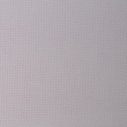 Toile Aïda Zweigart 8fils/cm - largeur 110cm - rose layette