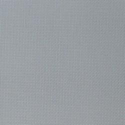 Toile Aïda Zweigart 8pts/cm - largeur 110cm - gris