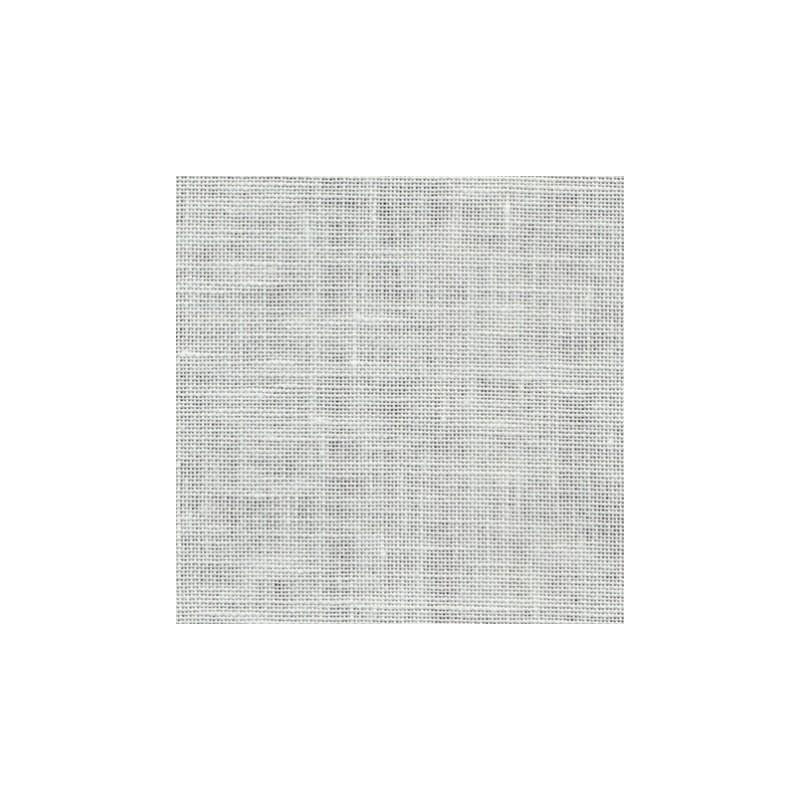 Lin Zweigart Dalarna 15 fils/cm - largeur 140cm - blanc