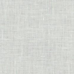 Lin Zweigart Bristol 18fils/cm - largeur 150cm - blanc cassé