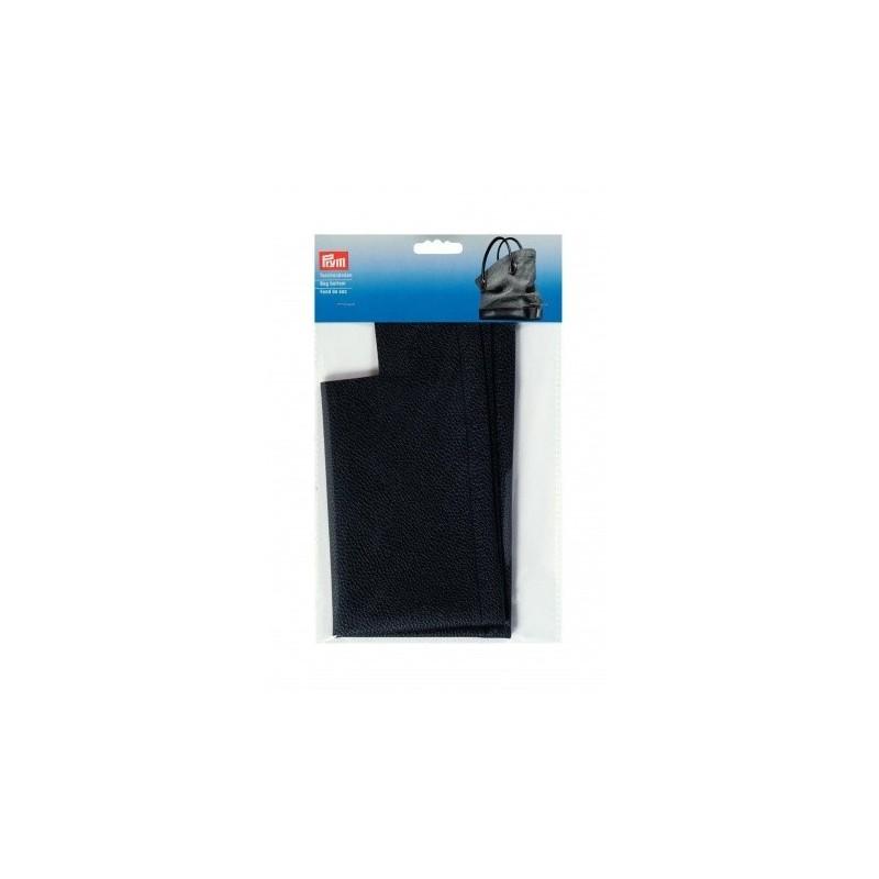 Fond de sac imitation cuir - Prym - Caroline Bleu