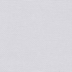 Toile Aïda Zweigart 8fils/cm - largeur 110cm - gris perle