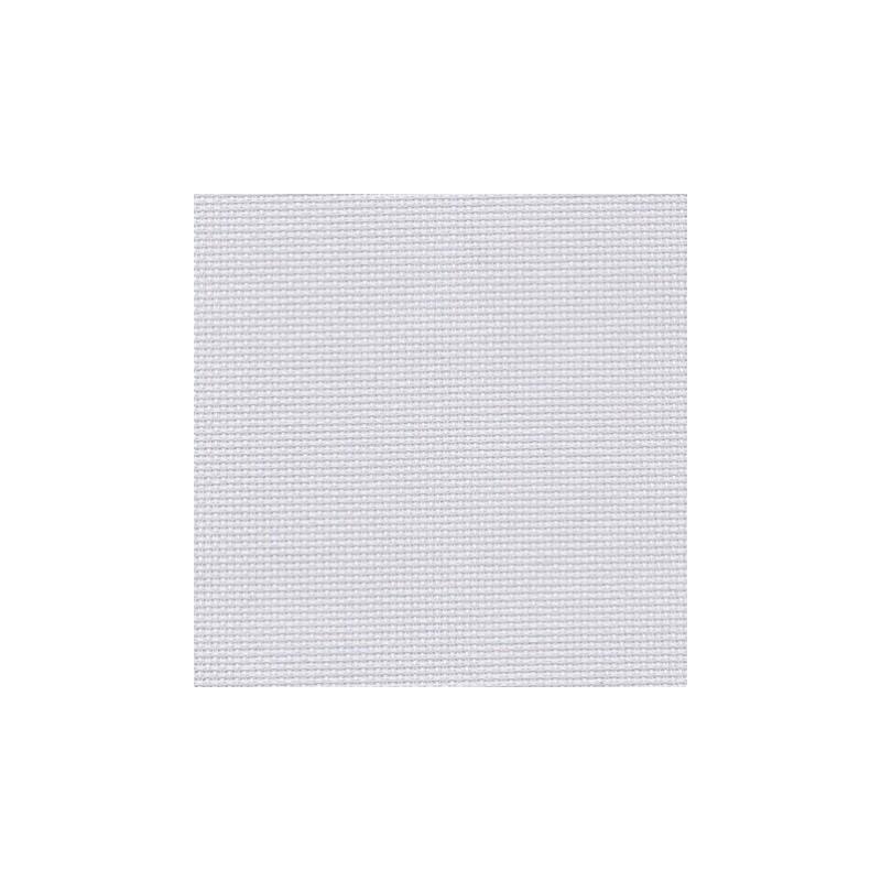 Aïda Zweigart 8pts/cm 35x45cm - gris perle