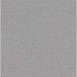 Lin Zweigart Newcastle 16fils/cm - 35x45cm - gris