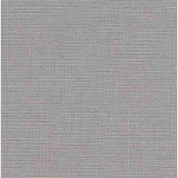 Lin Zweigart Newcastle 16fils/cm 50x70cm - gris
