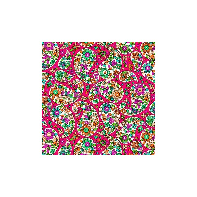 Tissu Bell Life Style - laize 112cm - Liberty