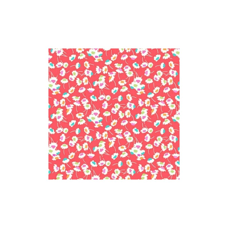 Tissu Dance Life Style - laize 112cm - Liberty