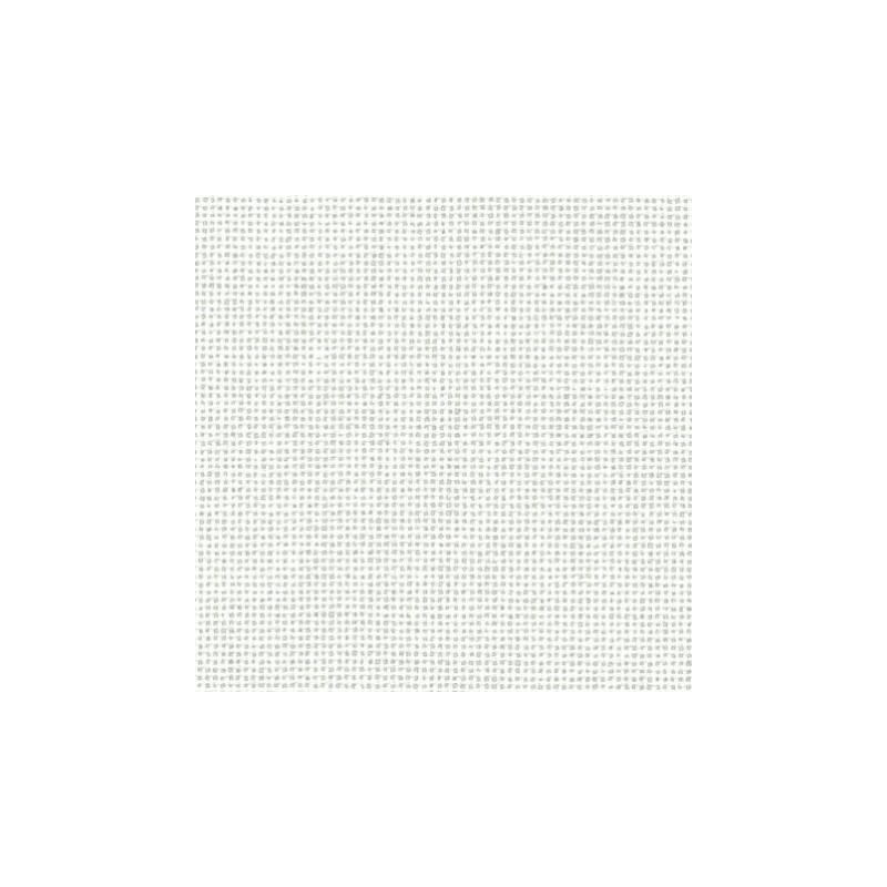 Toile Murano Zweigart 12,6fils/cm 35x45cm - blanc