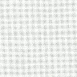 Toile Murano Zweigart 12,6fils/cm 50x70cm - blanc