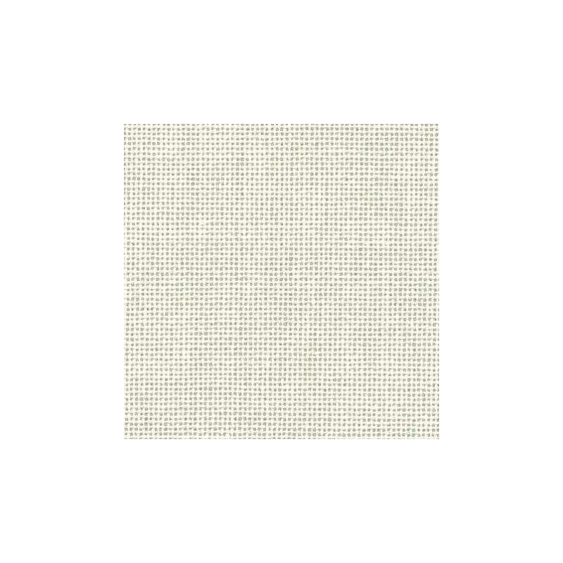 Toile Murano Zweigart 12,6fils/cm 50x70cm - blanc cassé