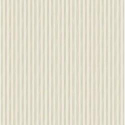Rough Stripe Light Green - coupon 50x55cm - tissu Tilda