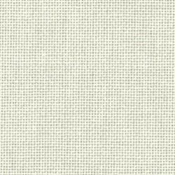 Toile Murano Zweigart 12,6fils/cm laize 140cm - blanc cassé
