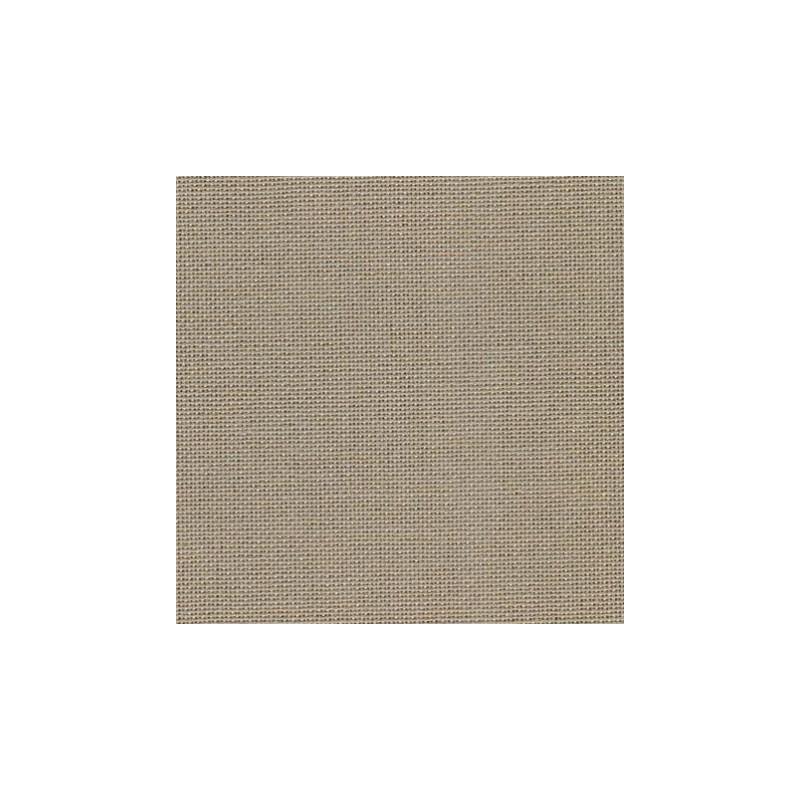 Toile Murano Zweigart 12,6fils/cm laize 140cm - taupe foncé