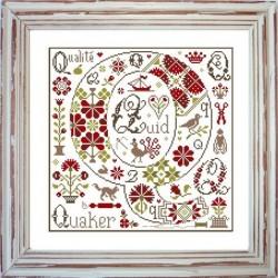 Lettre Q comme Quaker - Jardin privé