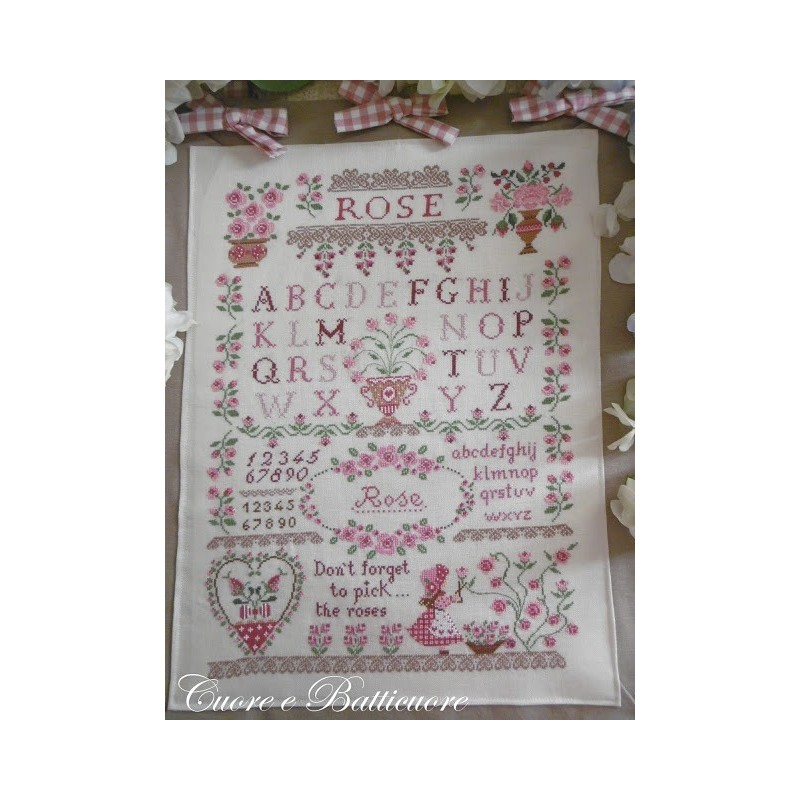 Rose Sampler - Cuore e Batticuore