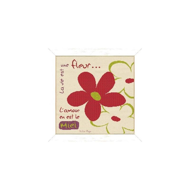 La vie est une fleur - Lilipoints