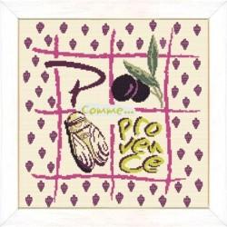 P comme Provence - Lilipoints
