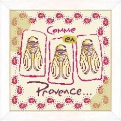 Comme en  Provence - Lilipoints