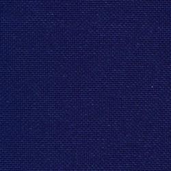 Toile Lugana Zweigart 10fils/cm 35x45cm - bleu marine