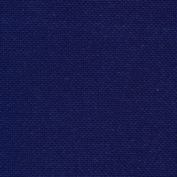 Lugana Zweigart 10 fils/cm laize 140cm - bleu marine