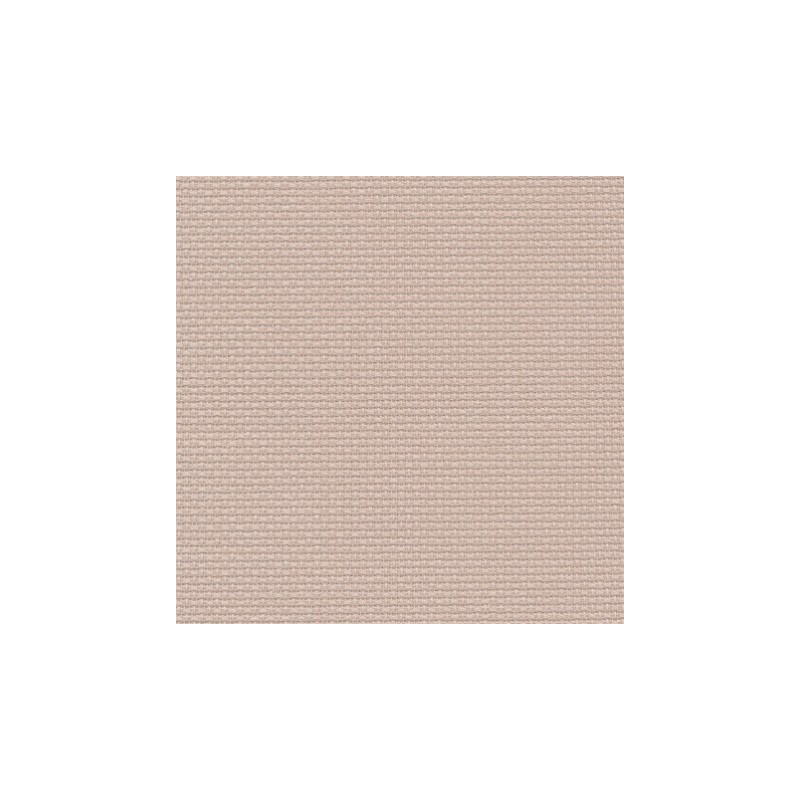 Aïda Zweigart 7,0pts/cm 48x55cm - taupe clair