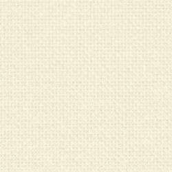 Aïda Zweigart 7pts/cm - 50x55cm - blanc cassé