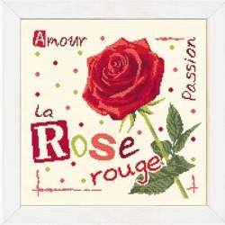 La rose rouge - pack complet - Lilipoints