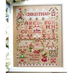 Christmas Sampler - Cuore e Batticuore