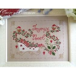 Natale in slitta - Cuore e Batticuore