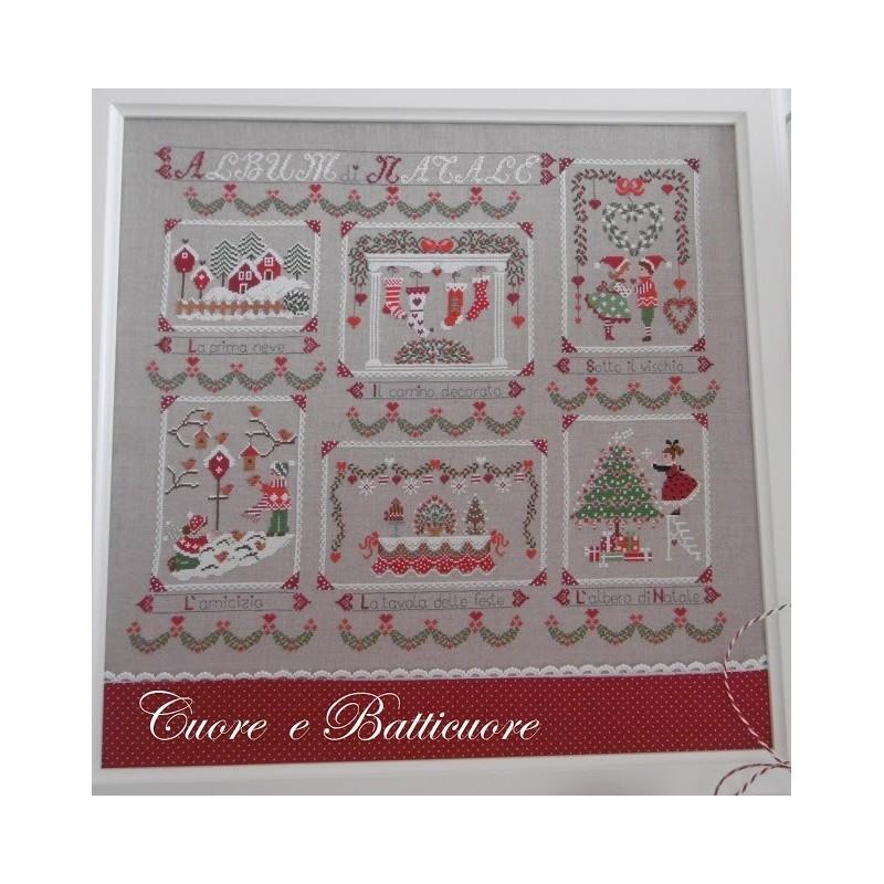 Album di Natale - Cuore e Batticuore