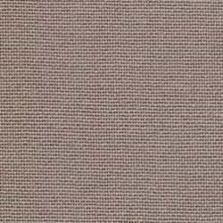 Lugana Zweigart 10 fils/cm laize 140cm - taupe foncé