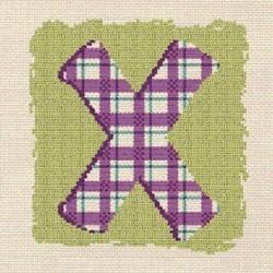 Initiale X - Lilipoints