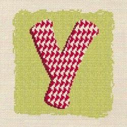 Initiale Y - Lilipoints
