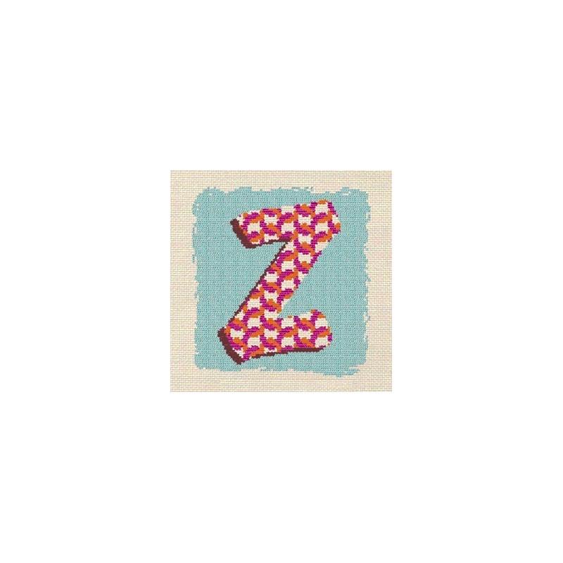 Initiale Z - Lilipoints