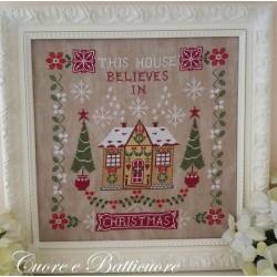 Questa casa crede nel Natale - Cuore e Batticuore