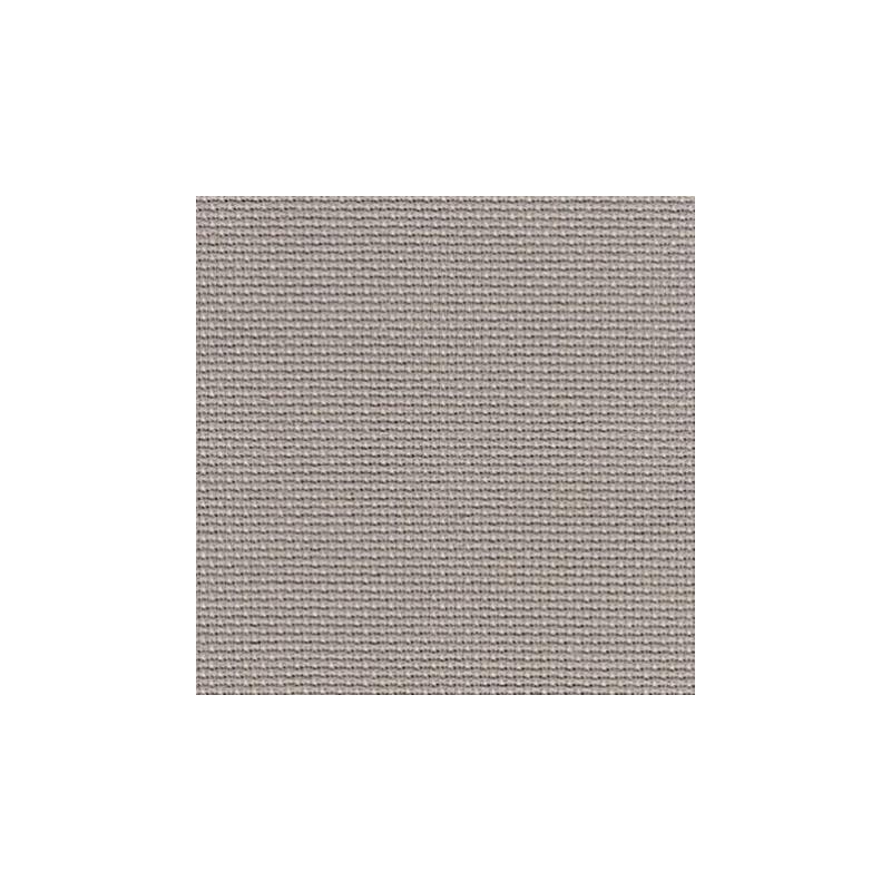 Aïda Zweigart 7pts/cm - largeur 110cm - gris